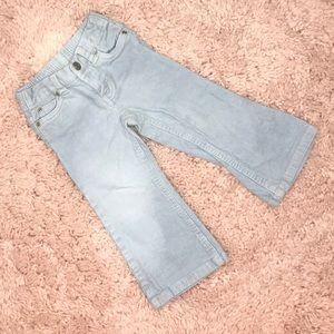 Ralph Lauren Corduroy Jeans Toddler Size 2T